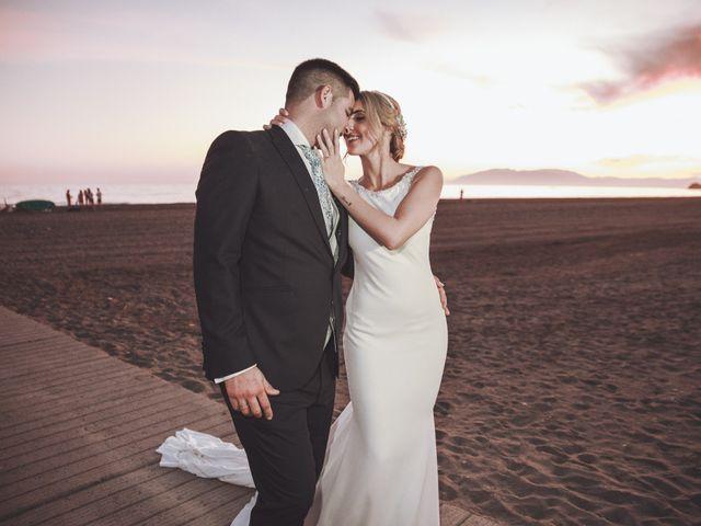 La boda de Óscar y María del Mar en Velez Malaga, Málaga 56