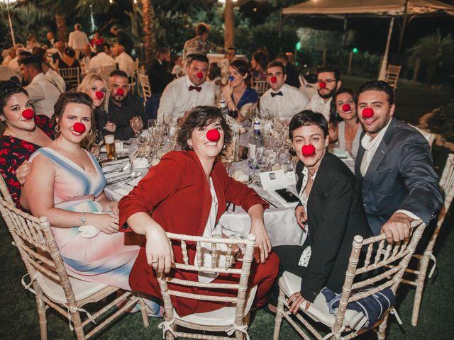 La boda de Óscar y María del Mar en Velez Malaga, Málaga 63