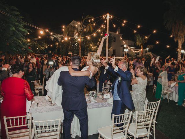 La boda de Óscar y María del Mar en Velez Malaga, Málaga 65