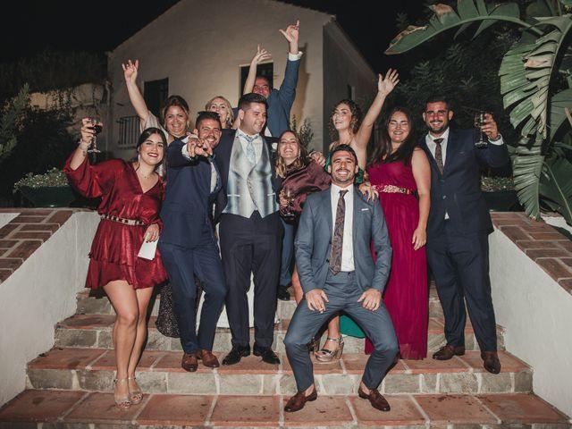 La boda de Óscar y María del Mar en Velez Malaga, Málaga 67