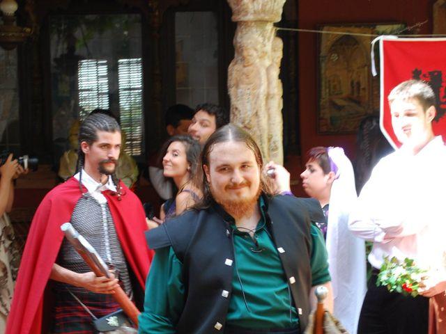 La boda de Héctor y Saray en Ayllon, Segovia 3
