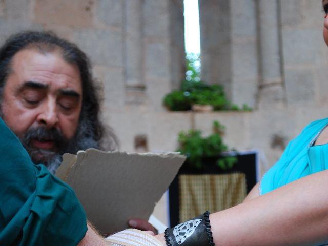 La boda de Héctor y Saray en Ayllon, Segovia 6