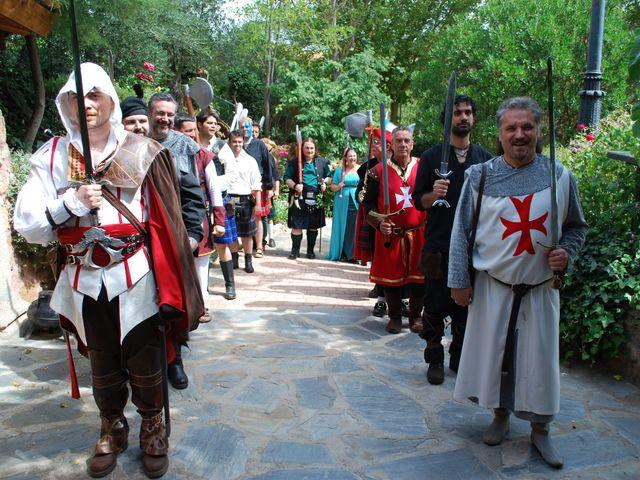 La boda de Héctor y Saray en Ayllon, Segovia 13