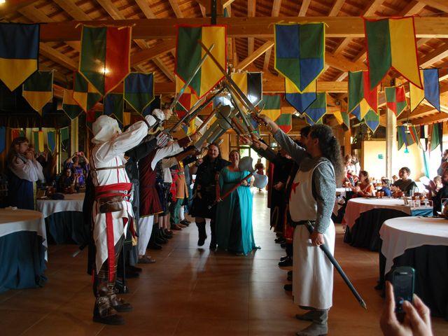 La boda de Héctor y Saray en Ayllon, Segovia 14
