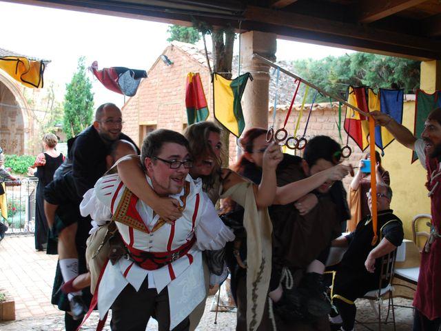 La boda de Héctor y Saray en Ayllon, Segovia 17