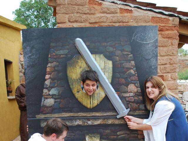 La boda de Héctor y Saray en Ayllon, Segovia 19