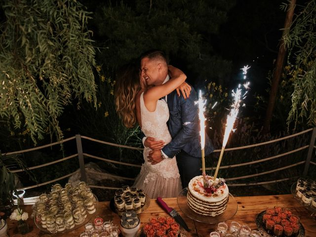 La boda de Arantxa y Sergi