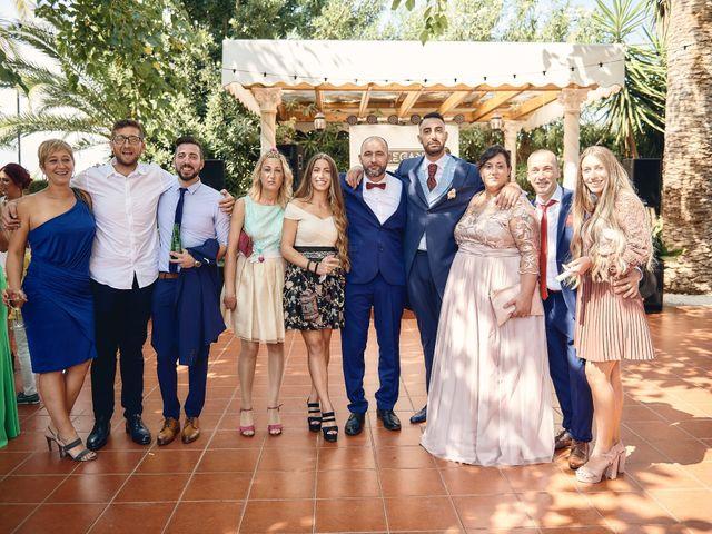 La boda de Jorge y Marta en Gandia, Valencia 2
