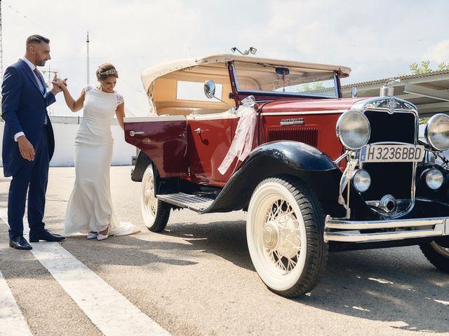 La boda de Jorge y Marta en Gandia, Valencia 6