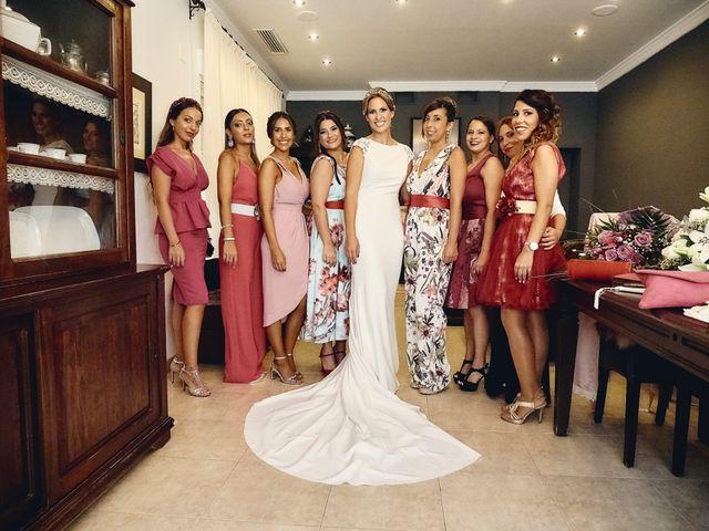 La boda de Jorge y Marta en Gandia, Valencia 11