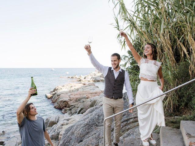 La boda de Adrià y Carla en Girona, Girona 19