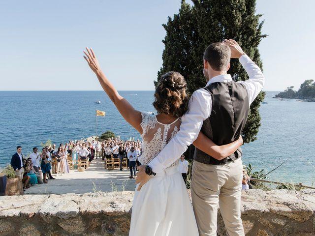 La boda de Adrià y Carla en Girona, Girona 20