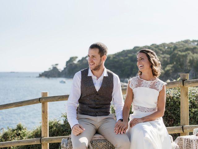 La boda de Adrià y Carla en Girona, Girona 21