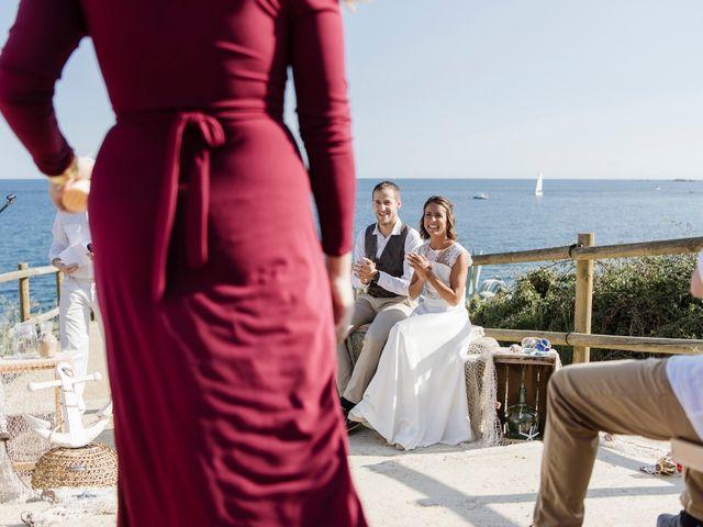 La boda de Adrià y Carla en Girona, Girona 24
