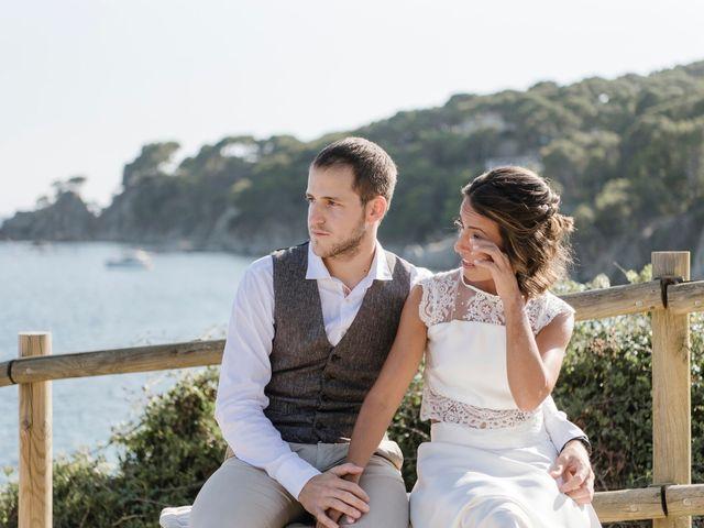 La boda de Adrià y Carla en Girona, Girona 25