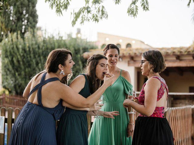 La boda de Adrià y Carla en Girona, Girona 46