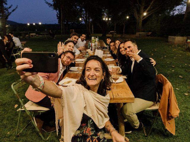 La boda de Adrià y Carla en Girona, Girona 55