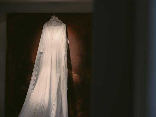 La boda de Evaristo y Lua en Sanlucar La Mayor, Sevilla 3