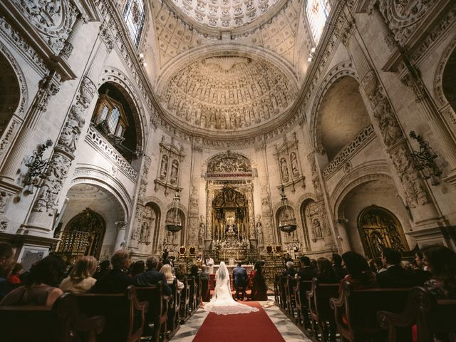 La boda de Evaristo y Lua en Sanlucar La Mayor, Sevilla 32