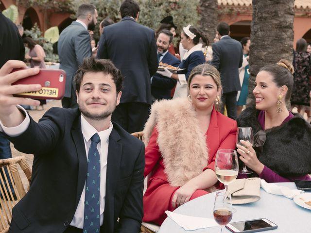 La boda de Evaristo y Lua en Sanlucar La Mayor, Sevilla 46