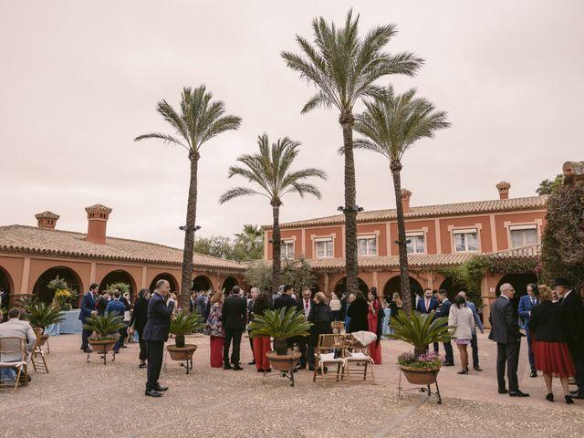 La boda de Evaristo y Lua en Sanlucar La Mayor, Sevilla 48