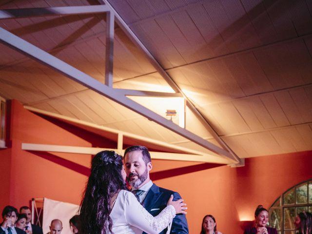 La boda de Evaristo y Lua en Sanlucar La Mayor, Sevilla 57