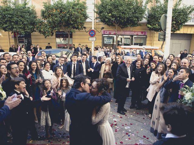 La boda de Manuel y Claudia en Murcia, Murcia 5