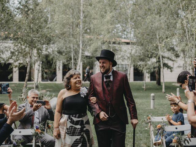 La boda de Anna y Daniel en Santa Coloma De Farners, Girona 14