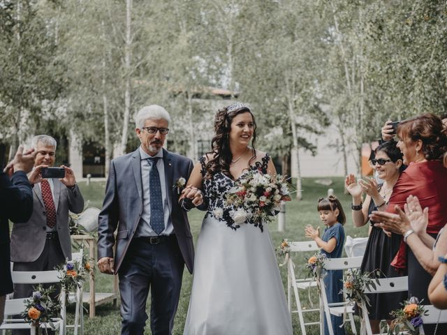 La boda de Anna y Daniel en Santa Coloma De Farners, Girona 15