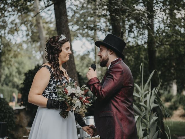La boda de Anna y Daniel en Santa Coloma De Farners, Girona 17