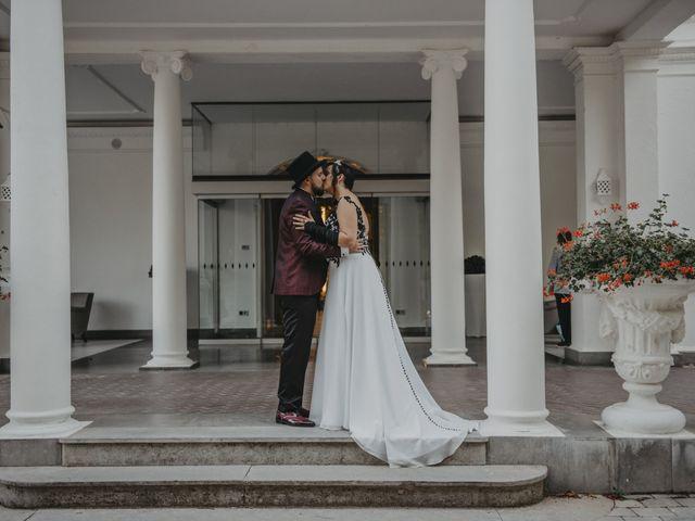 La boda de Anna y Daniel en Santa Coloma De Farners, Girona 20