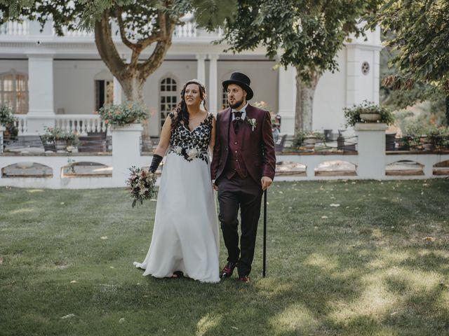 La boda de Anna y Daniel en Santa Coloma De Farners, Girona 23