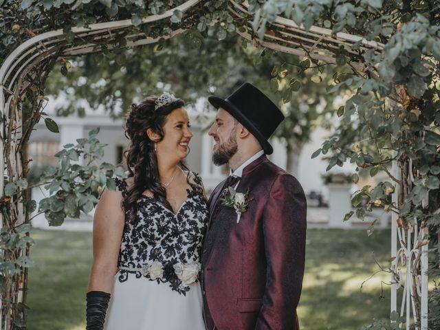 La boda de Daniel y Anna