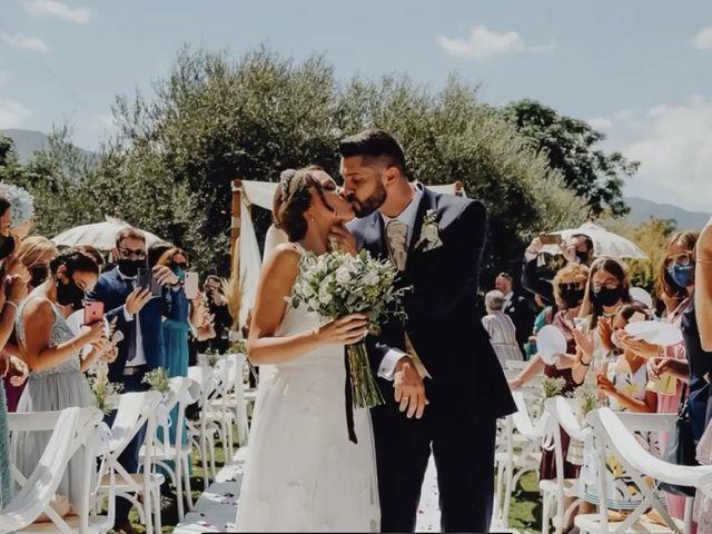 La boda de Ana y Ramón en Alhaurin De La Torre, Málaga 1
