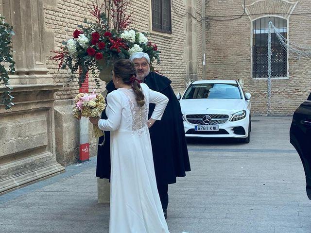 La boda de Daniel y Clara en Murcia, Murcia 6
