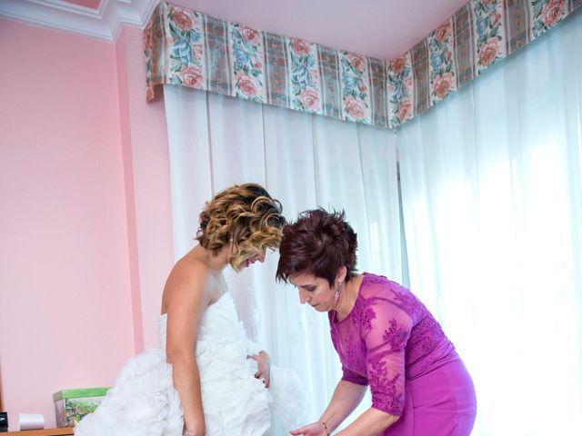 La boda de Ángel y Laura en Cocentaina, Alicante 8