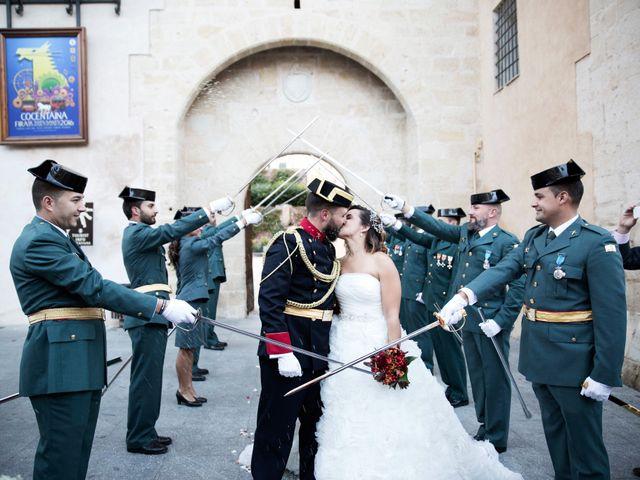 La boda de Ángel y Laura en Cocentaina, Alicante 14