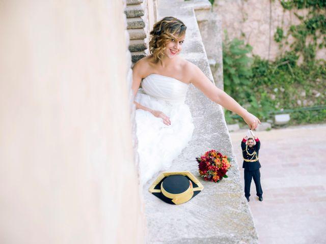 La boda de Ángel y Laura en Cocentaina, Alicante 22