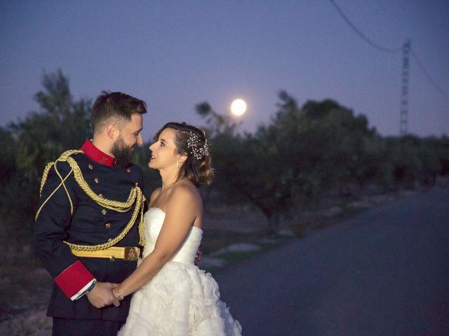 La boda de Ángel y Laura en Cocentaina, Alicante 1