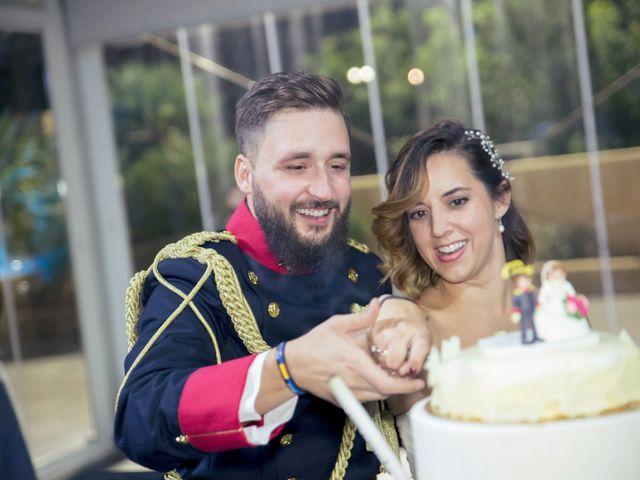 La boda de Ángel y Laura en Cocentaina, Alicante 23
