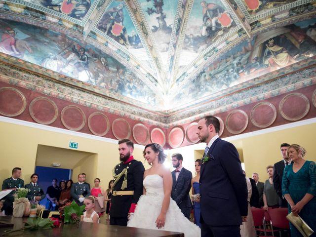 La boda de Ángel y Laura en Cocentaina, Alicante 26