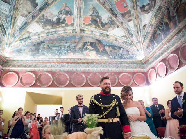 La boda de Ángel y Laura en Cocentaina, Alicante 27