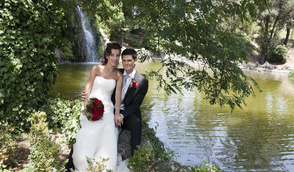 La boda de Sara y Sergio en Badalona, Barcelona
