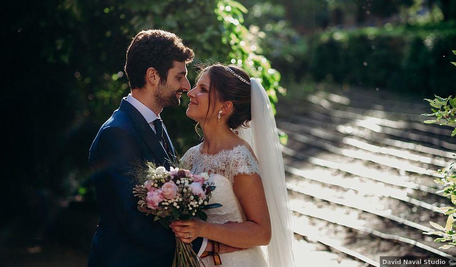 La boda de Lucas y Nadja en Madrid, Madrid
