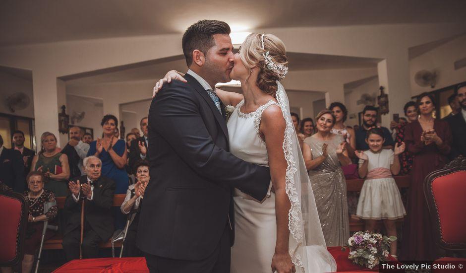 La boda de Óscar y María del Mar en Velez Malaga, Málaga