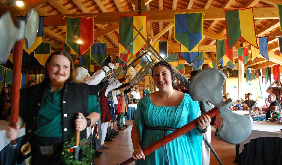 La boda de Héctor y Saray en Ayllon, Segovia