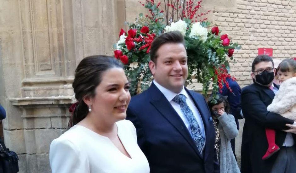 La boda de Daniel y Clara en Murcia, Murcia