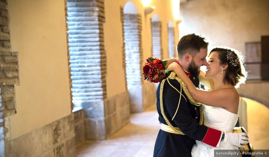 La boda de Ángel y Laura en Cocentaina, Alicante