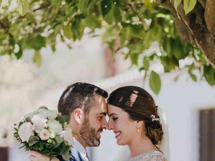 La boda de María Loreto y Adriano