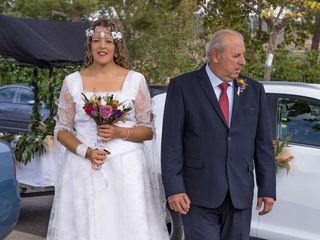 La boda de Rocio y Txarly